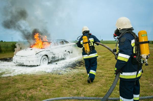 Różnorodne sygnalizowanie pożarów