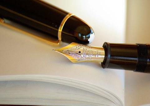 Skórzane etui na długopisy