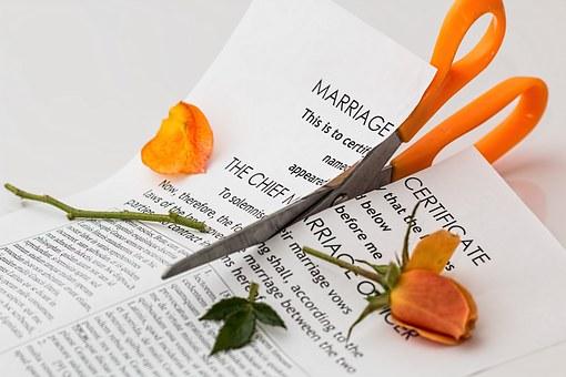 Sprawa rozwodowa w sądzie