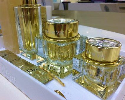 Złoto koloidalne w kosmetykach