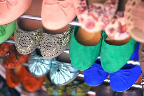 Moje ulubione gumowe buty