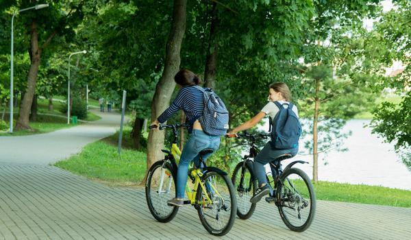 Wyprawa rowerem po Europie