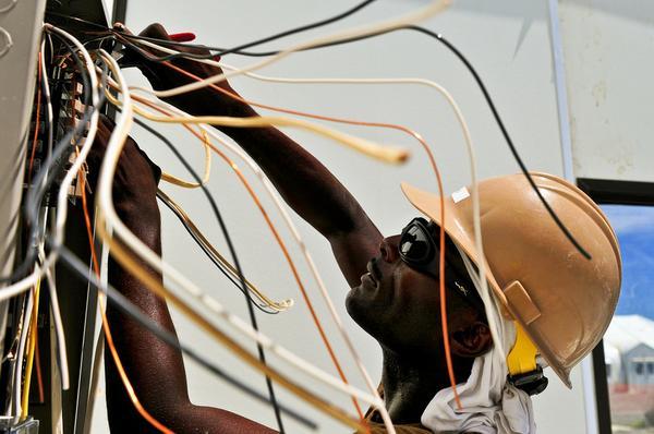 Produkcja przewodów elektrycznych