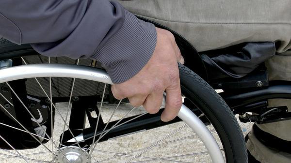 wózki inwalidzkie w łodzi