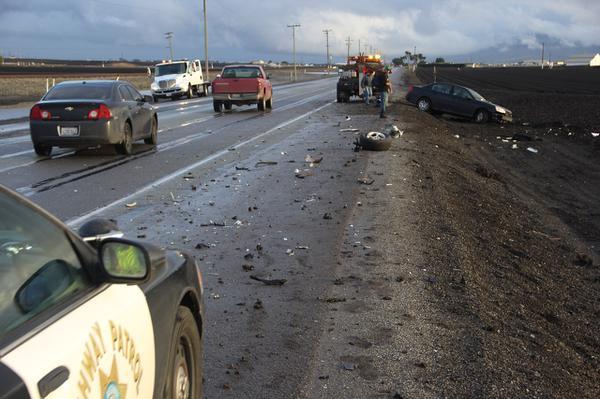 Wypadek drogowy, a odszkodowanie