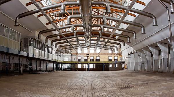 Wynajęcie murowanej hali firmie przemysłowej