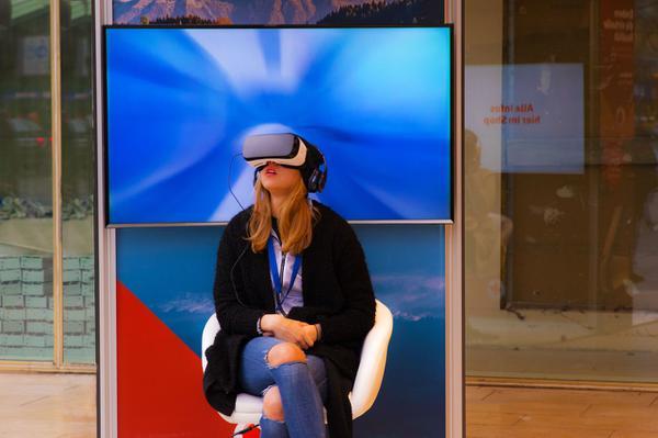 Doświadcz pasjonującego świata VR w najlepszej jakości