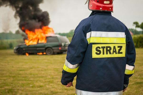 Mundur dla strażaka