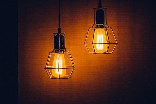 Jaki typ oświetlenia zapewniają lampy wiszące