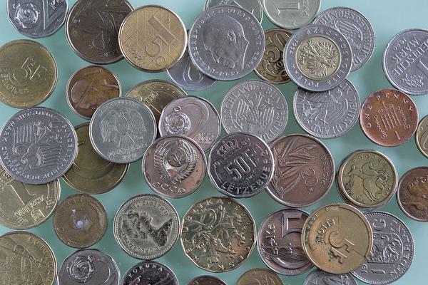 duży klaser na monety