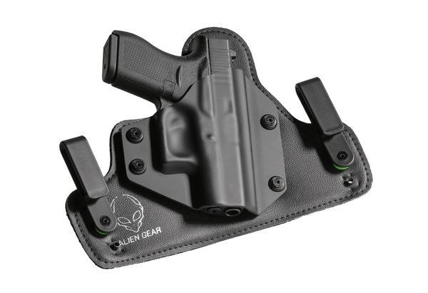 Zaawansowane kabury do pistoletów