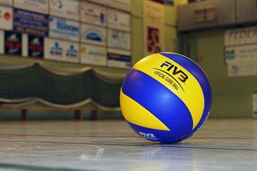 Podłoga w obiekcie sportowym