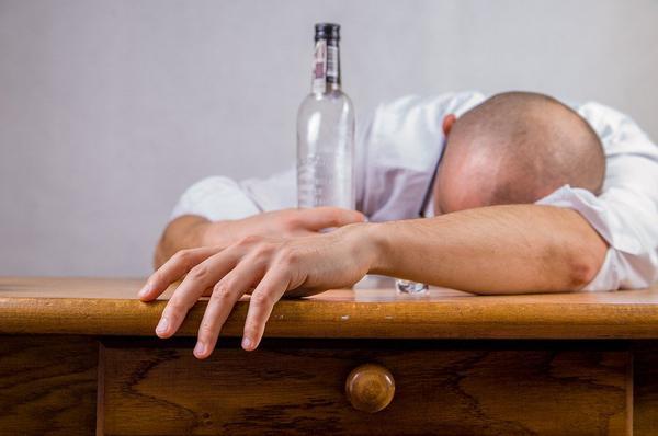 odtrucia alkoholowe