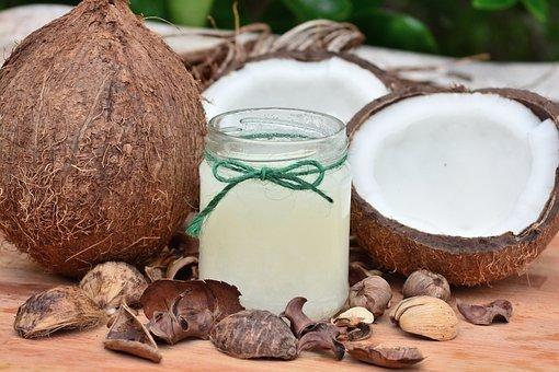 Polecany olej kokosowy