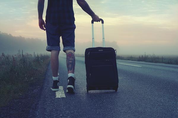 Kupno walizki kabinowej