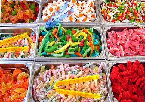 Wybór zdrowych słodyczy