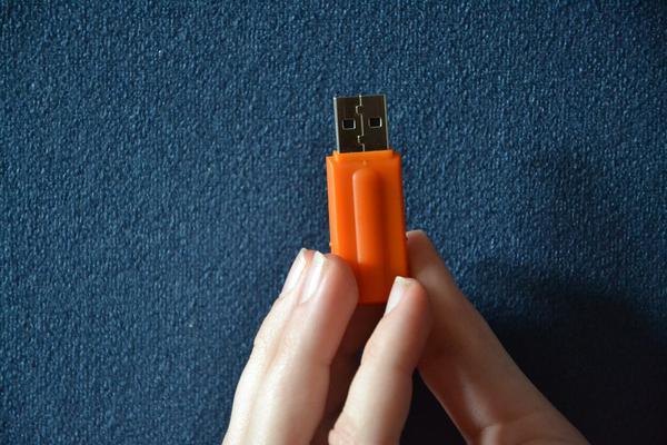 Zamówienie pamięci USB opatrzonych nadrukiem