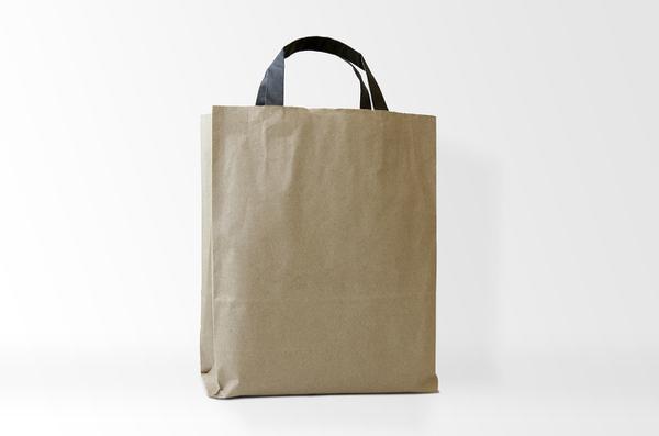 Gdzie stosuje się torby papierowe?